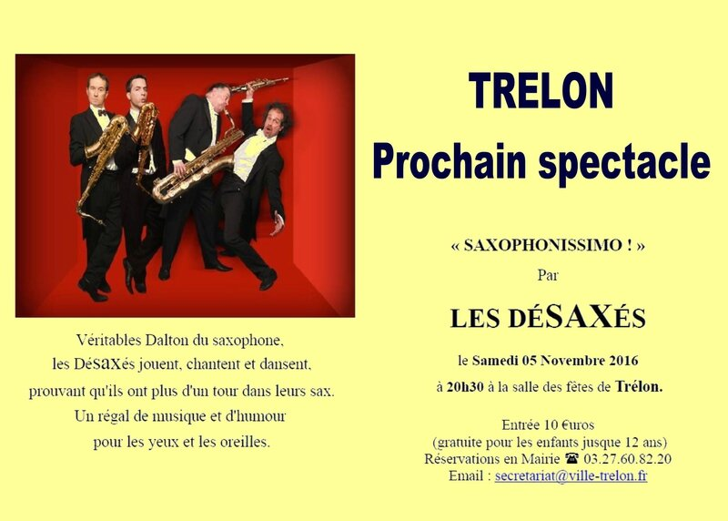 TRELON-Spectacle