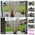 Décors vitres pâques-printemps