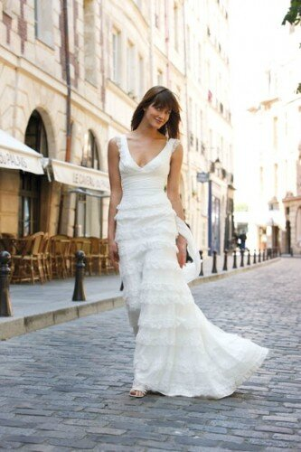 Mon mariage boh me for Vintage wedding dresses paris