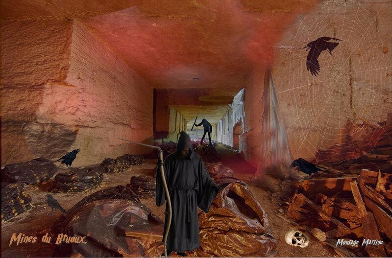 Mines du Bruoux