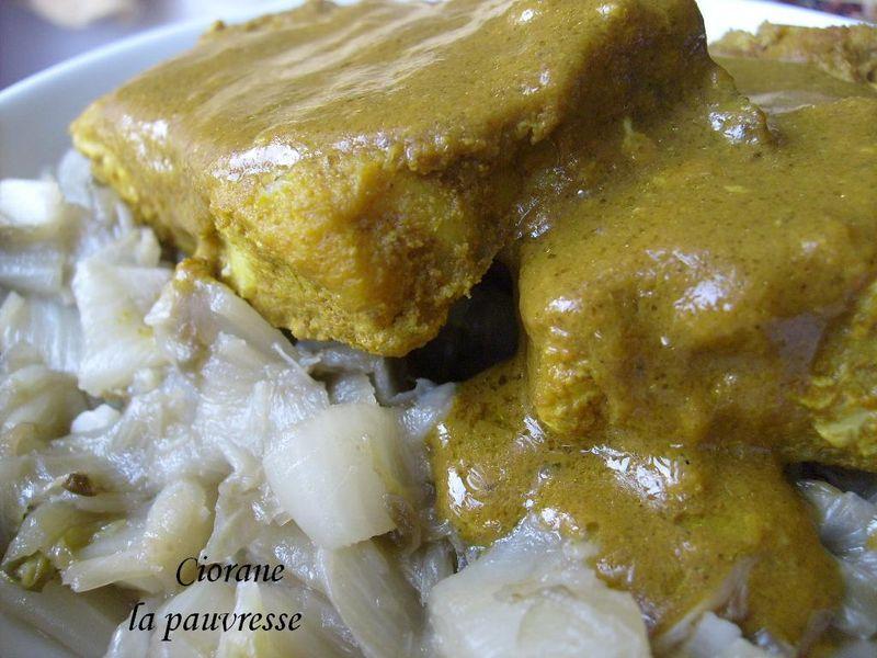 Poisson au curry rapide la cuisine de quat 39 sous - Cuisiner du colin surgele ...