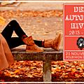 Défi automne/hiver 2013-2014 : 21 nouveautés pour mon dressing