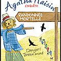 Randonnée mortelle - m.c.beaton - editions albin michel