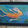 si la mer monte les lapins nagent