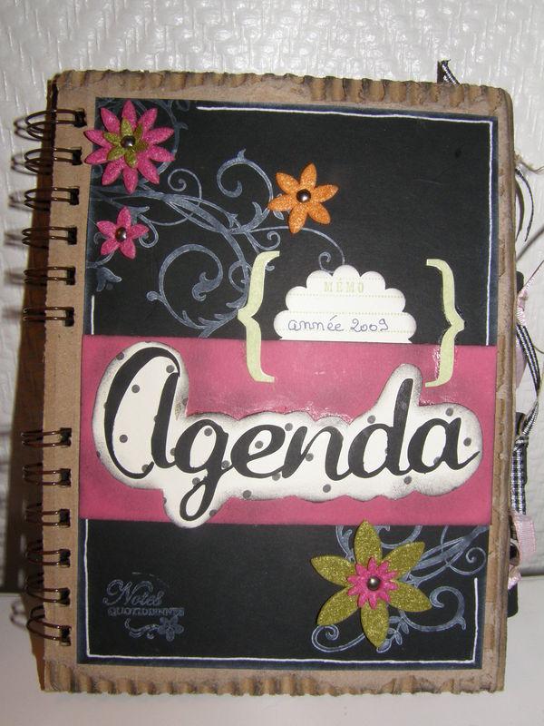 agendas personnalisés