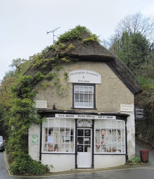 Godshill (Isle of Wight) - Autre petite chaumière