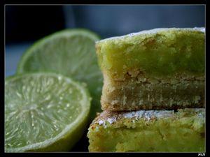 fondant au citron