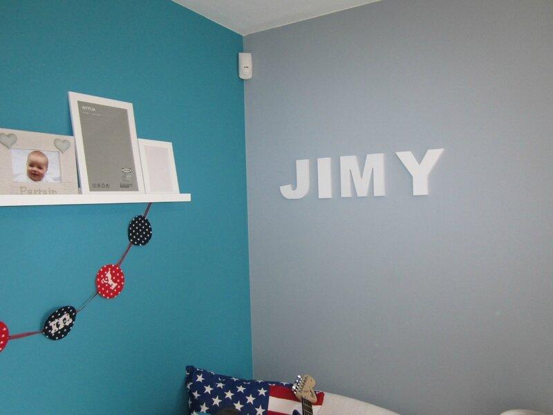 Awesome Chambre Bleu Et Gris Ideas - Matkin.info - matkin.info