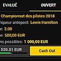 Hamilton champion du monde 2018