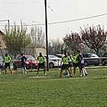U 15ème Journée Championnat Equipe1