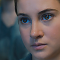 Tris Divergent movie first look