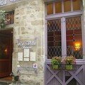 Restaurant dans le vieux Vannes