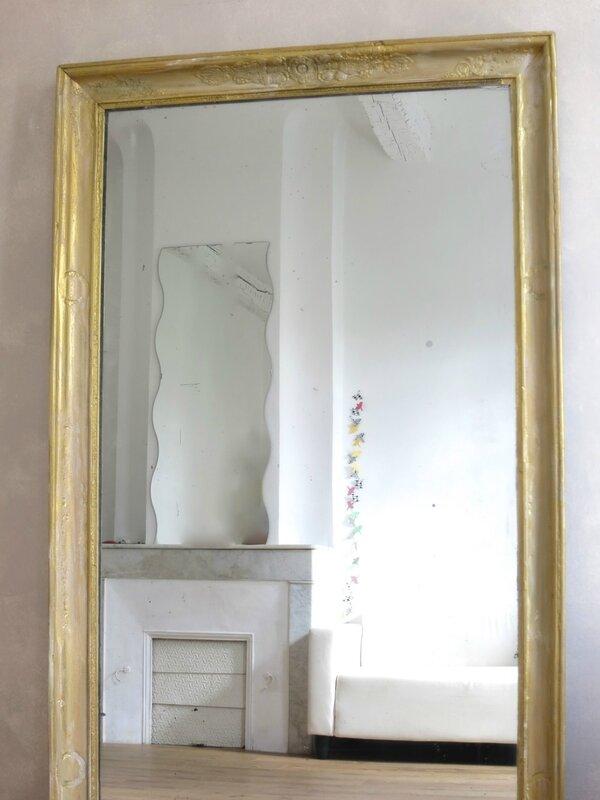 Miroir mercure T