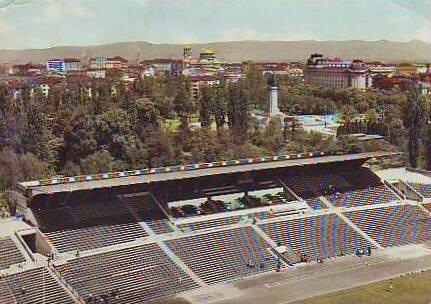 1961 Stade Vasil Levski Sofia