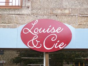 LOUISE&amp;CIE 009