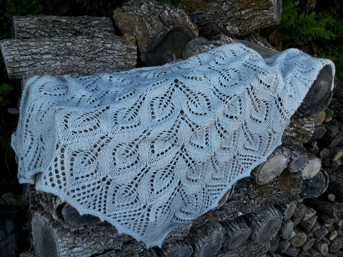 Un shawl de plus