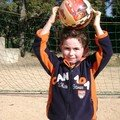Arnaud et le foot