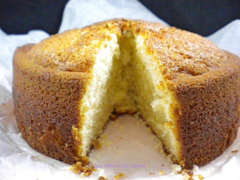 Le gâteau à la vanille de Donna Hay 4