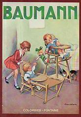 Publicité Baumann