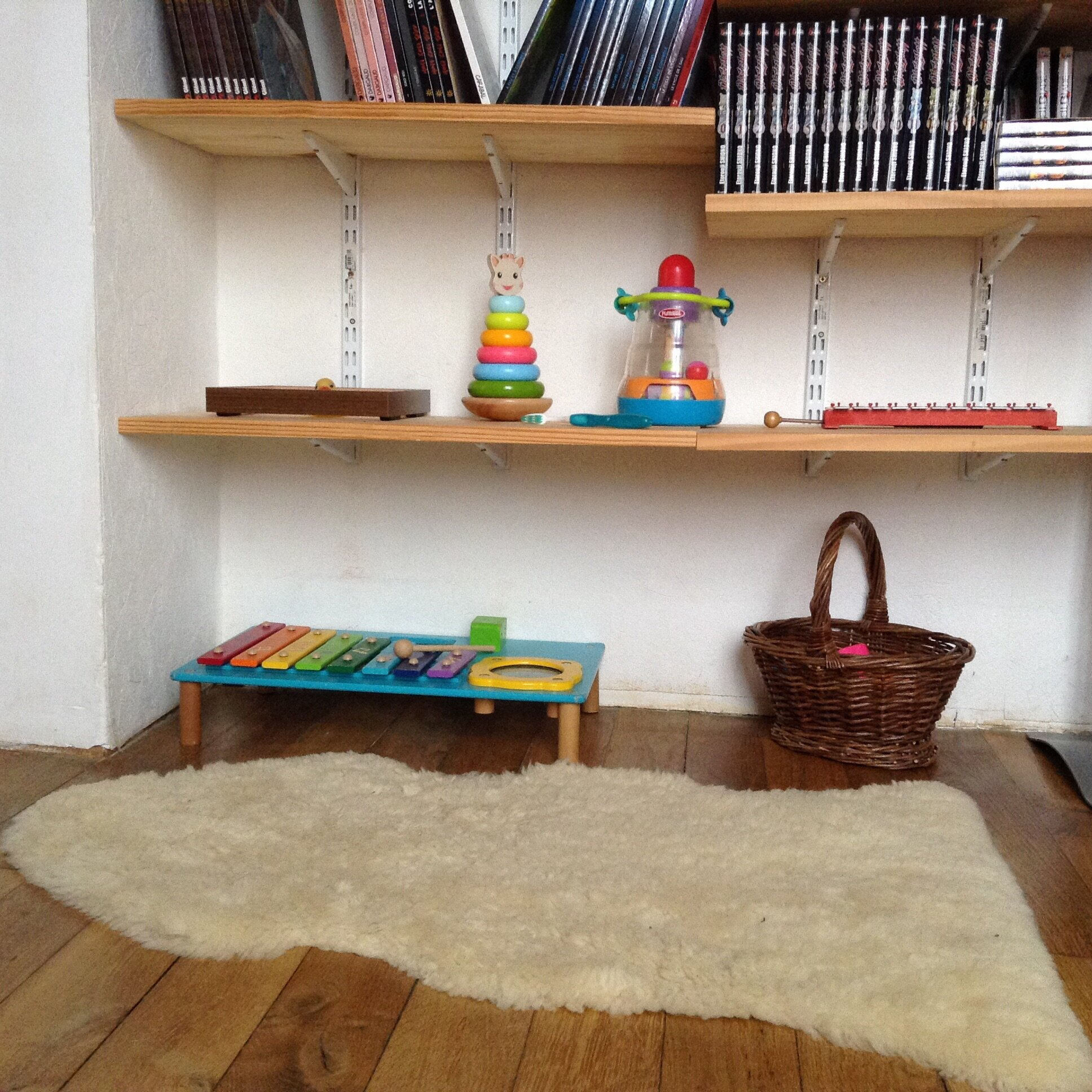 bibliotheque familiale