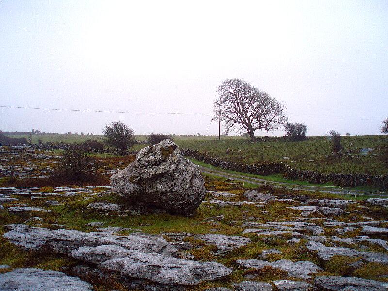 Poulnabrone Dolmen_The Burren