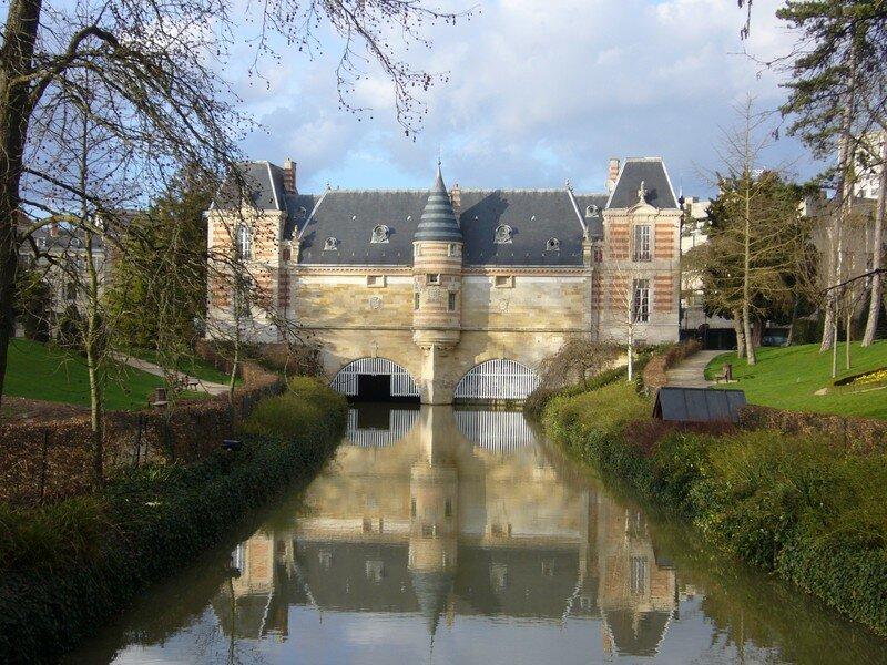 Châlons-en-Champagne - Petit Chenonceaux au Parc du Petit Jard