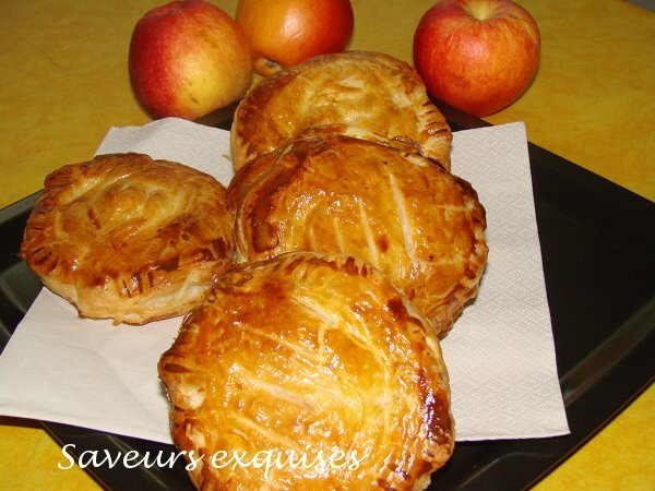 chausson pomme
