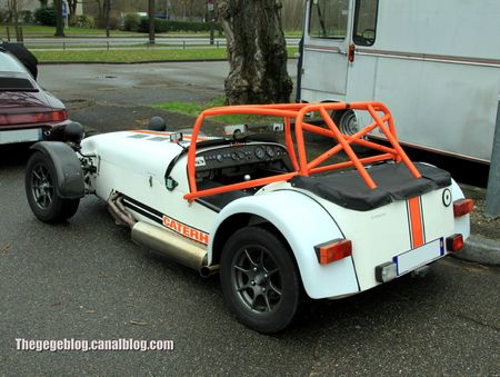 Caterham seven superlight de 1998 (Retrorencard janvier 2013) 02