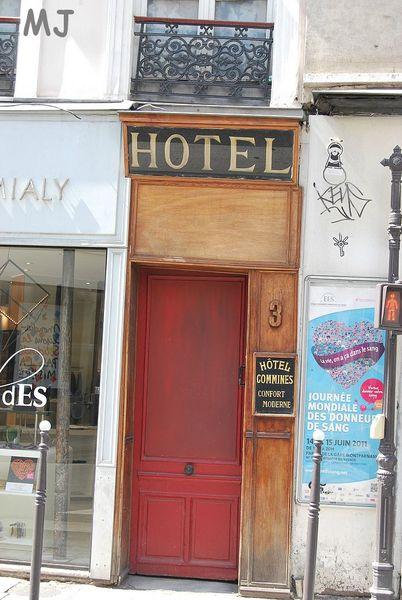 HOTEL CONFORT MODERNE