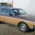 CHEVROLET - Caprice Classic 88 Break - 1989