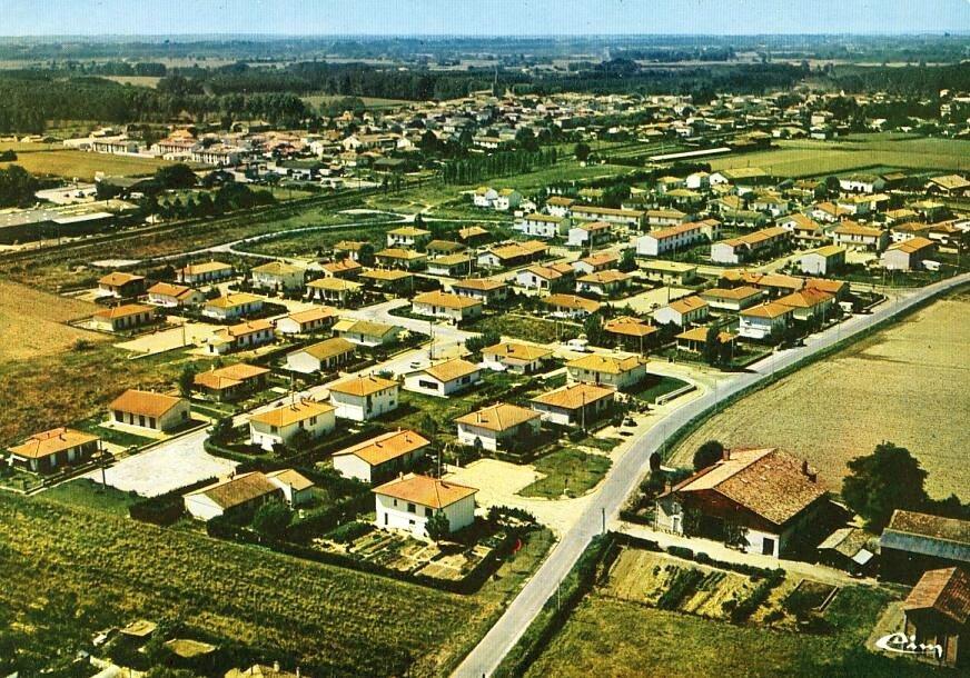 Ste-Bazeille , agglomération de Marmande (Lot-et-Garonne)