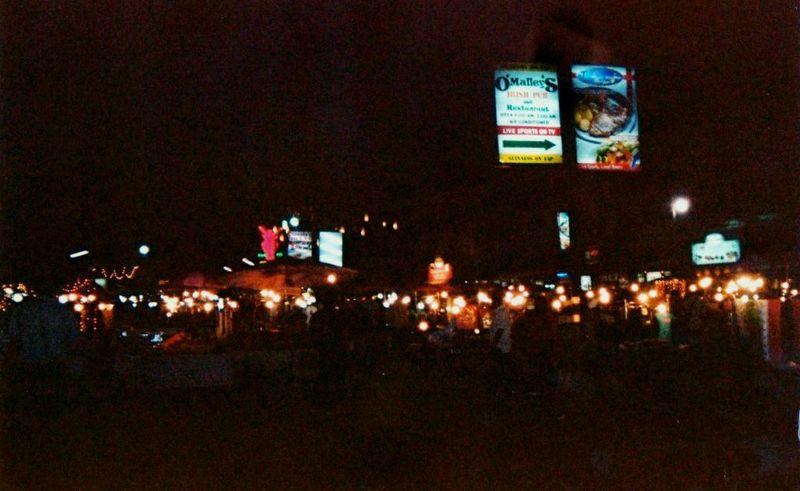 Chiang Maï Night market
