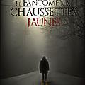 Le fantôme aux chaussettes jaunes de josh lanyon aux editions mxm bookmark