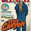Tintin - hebdomadaire n° 7