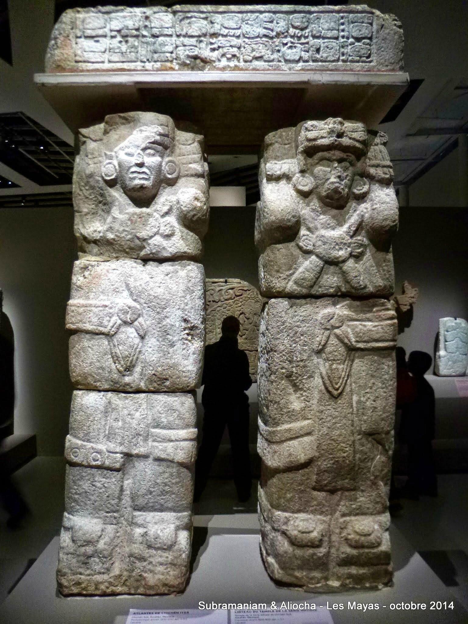 Les Mayas - Musée du Quai Branly à Paris