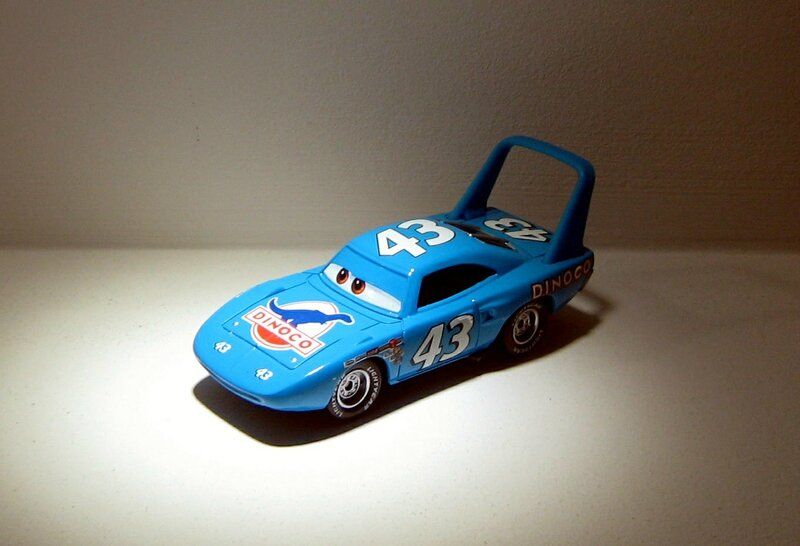 The King (Mattel-Cars)
