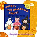 Where's the halloween treat ? séquence halloween/numbers, cycle 2