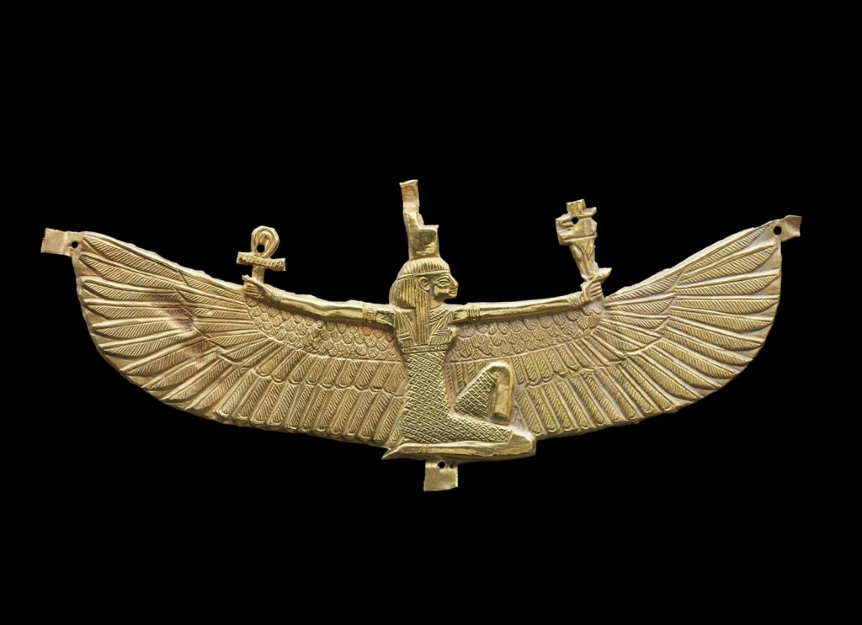 Gold and the Gods: Jewels of Ancient Nubia on view at the Museum of Fine Arts, Boston