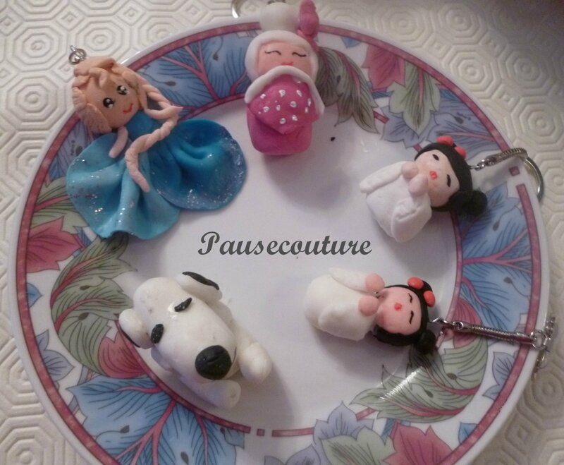 PORCELAINE DIVERS B