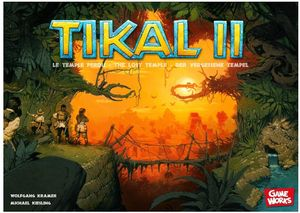 Tikal_II_Cover