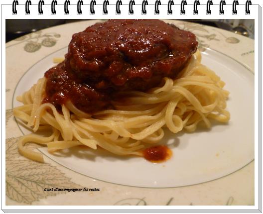 haché de veau à la bolognaise3