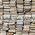 C'est lundi, que lisez-vous? # 186