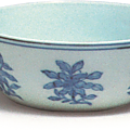 Blue and white 'floral' bowl, mark and period of Chenghua © Shanghai Museum