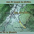Cascade la pisserotte - saint joseph de rivière - chartreuse
