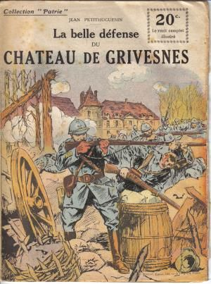 91_La_Belle_Defense_du_Chateau_de_Grivesnes