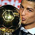 Le ballon d'or 2016 est remporté par … cristiano ronaldo