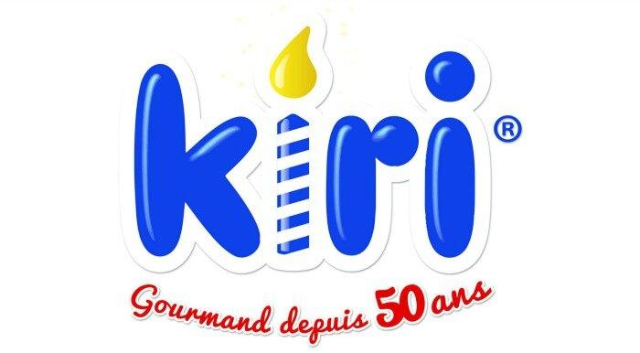 Kiri® 50 ans logo