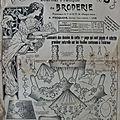 Dessins piqués n° 266 - 15 novembre 1922