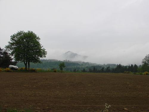 2008 05 27 Le Lizieux sous la brume et le brouillard