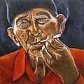 Le fumeur thaï